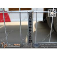 Buy cheap Temporary Fence Panels Sales | H 2100mmXW2400mm | AS4687-2007 Standard | China from wholesalers