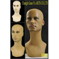 China male mannequin head on sale