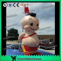 Wholesale Inflatable Indian Boy Custom Inflatable Egypt Warrior from china suppliers