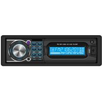 China Audio amplifier detachable car mp3 player with usb sd LCD display on sale
