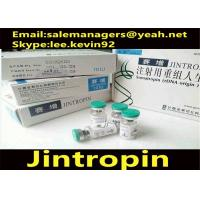 China Jintropin HGH Human Growth Hormone Supplements 100iu/Box For Bodybuilder on sale