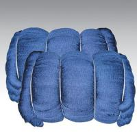 Buy cheap 210d/9 polyester fishing Nets, single knot,blue color,use for Net cages,trawl from wholesalers