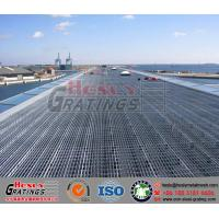 Quality Metal Bar Grating Industrial Platform for sale