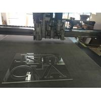 Wholesale PMMA Acrylic Spindle Router CNC Flatbed Plotter Cutting Machine from china suppliers