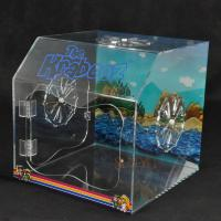 Quality PET Plastic Display Box Customized With Vivid Pictures / Fan Air Vent for sale