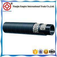 Wholesale High quality steam rubber hose for coal mine 55 meters black with colorful hose Steam Standard Hydraulic Rubber Hose Wit from china suppliers