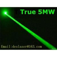 China 5mW Green laser pointer on sale