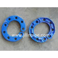 Wholesale Ductile iron pipe fittings, loose flange from china suppliers