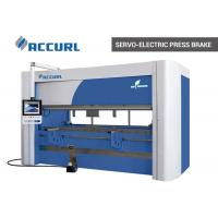 Wholesale Servo Electric 55 Ton CNC Press Brake Equipment With 5 Year Warranty from china suppliers