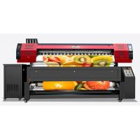 Wholesale Sublimation Printing Machine USB2.0 Interface With 2880 Nozzles 2 Heads from china suppliers