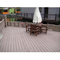 Wholesale Eco-Friendly Wood Plastic Composite (WPC) Decking Tile (30S30-5) from china suppliers