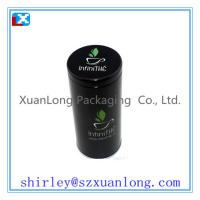 Wholesale Air tight round tea tin can wholesale from china suppliers
