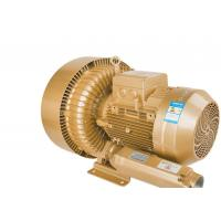 Wholesale 11kW Double Stage Golden/Silvery Air Regenerative Blower for Cental Vacuum System from china suppliers