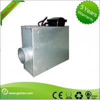 Wholesale Sheet Steel Silent Inline Fan / Silent Inline Extractor Fan For Air Flow from china suppliers