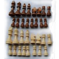 """Wholesale 2""""-4"""" wood chess pieces 32pcs international wooden chess set from china suppliers"""