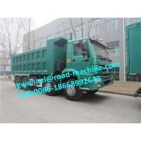 Wholesale SINOTRUKHeavy Duty Dump Truck HOWO 8X4 DUMP TRUCK Euro 2 /3  50T from china suppliers