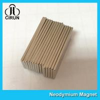 Wholesale Super Powerful Industrial Neodymium Magnets Bar Shaped High Flux from china suppliers