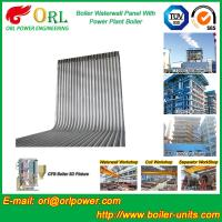 Quality Biomass Boiler Water Wall Panels ASTM For 230M Petroleum Boiler Metallurgical for sale