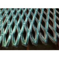 Wholesale Powder Coated Aluminum Expanded Steel Diamond Mesh For Decoration Ceiling Building from china suppliers