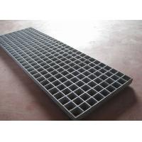 Wholesale 30 × 3 / 32 × 3 Press Lock Grating , Hot Dip Galvanized Floor Steel Grating from china suppliers