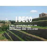 China Green Terramesh, Soil Slope Reinforced System, Terramesh Retaining Wall, Gabions Mesh Baskets, Stone Cages on sale