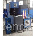 China 2000ml Semi Automatic Bottle Blowing Machine Injection Molding Machine PET for sale