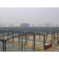 China Hot-Sales Farm Sheds Built By Steel Poultry Farm Structure With Grey Color for sale