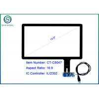 """Wholesale 15.6"""" Touch Panel 16:9 With ILI2302 Controller For NV156FHM-N42 (BOE06B5) By Air Gap Bonding or Optical Bonding from china suppliers"""