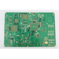 Buy cheap Fr4 Double Sided PCB , Immersion Silver High Frequency Copper Circuit Board Professional manufacturer from wholesalers