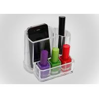 Wholesale Cosmetics Transparent Nail Polish Holder Portable For Washstand from china suppliers
