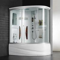 Wholesale Steam Shower Room with 6 Massage Jets from china suppliers