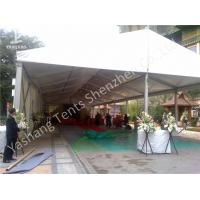 Wholesale No Gable Outdoor Commercial Party Event Tent Transparent PVC Windows Waterproof from china suppliers
