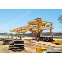 Wholesale Beam Launcher Gantry Crane for railway construction project with Reliable performance from china suppliers