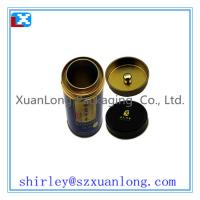 Wholesale wholesale round tea tin with good quality from china suppliers