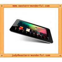 Wholesale 7inch dual core RK3066 android tablet laptop pc with dual camera from china suppliers