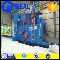 Wholesale Automatic professional steel plate shot blaster grit  shot blasting machine from china from china suppliers