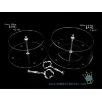 Wholesale CD (88) pedestal cake stand from china suppliers