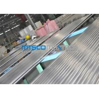 Wholesale TP321 , TP347 Welded Steel Tubing ASTM A249 Standard 320 # / 400 # Outside Polished from china suppliers