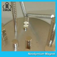 Wholesale Super Strong Permanent Bulk N50 Neodymium Magnet Custom Size and Shaped from china suppliers