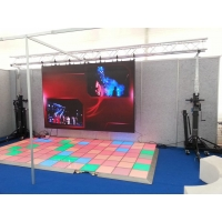 Wholesale 10x12 Feet Concert LED Screen  Stage Background  Rental LED Display from china suppliers