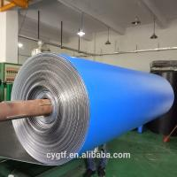 Wholesale Industrial Construction Heat Insulation Foam Thermal Pool Blanket Material Blue Xpe from china suppliers