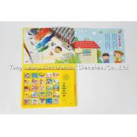 Wholesale Intellectual Baby Sound Book , Play A Sound Book with Funny Nursery Rhyme from china suppliers