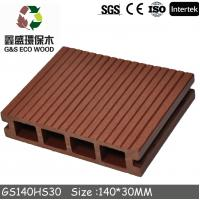 China Factory price wpc outdoor flooring/composite decking/wpc decking /WPC decking /Engineered flooring on sale