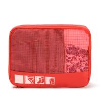 Wholesale Traveling Packing Cubes Clothes Underwear Organizer Storage Bag in Bag Cosmetic toiletry from china suppliers