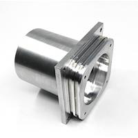 Wholesale Dovetail Grooves CNC Machining Services Aluminum Parts O Ring Design from china suppliers