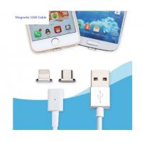 Wholesale IPhone Micro USB Data Cable Dust Proof , 2.4 A  Fast Charging Cable For Android from china suppliers