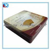 Quality tin box for candy packing for sale