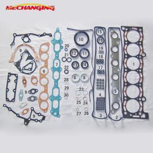 China For TOYOTA SUPRA CRESSIDA CROWN 7MGE 7MGTE 3.0L Engine Rebuild Kits ENGINE Parts Engine Gasket Set 04111-42033 50127500 on sale
