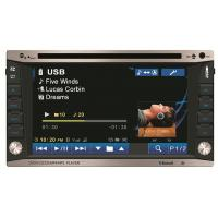 """Wholesale IR RDS FM Bluetooth 6.2"""" Car Multimedia Navigation System 2 channel AV output from china suppliers"""