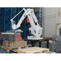 Buy cheap Hight Efficiency Large Cartons Robot Palletising Touch Screen Controller from wholesalers